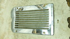 00 Kawasaki VN 1500 VN1500 E Vulcan chrome radiator cover grill guard