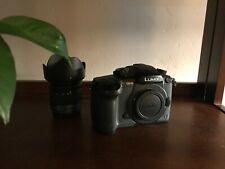 Panasonic Lumix GH5 bundle (14-45mm lens, RODE VideoMic, JOBY Gorillapod, etc.)
