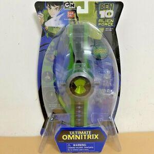 Ben 10 Alien Force Ultimate Omnitrix Bandai Cartoon Network Toy