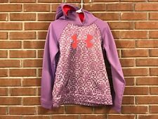 GIRLS UNDER ARMOUR HOODIE SIZE YOUTH XL