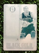 2012-13 Gold Standard KEVIN DURANT Gold Threads Cyan Printing Plate #D 1/1