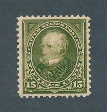 drbobstamps US Scott #284 Mint XF HHR Stamp Cat $150