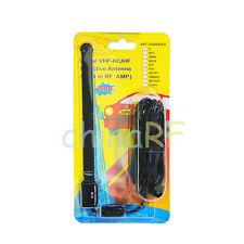 For Amplifier External Antenna TV Car Antenna for FAKRA A Jack RA Car TV 20dB