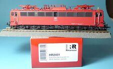 RIVAROSSI HR 2451 Locomotive électrique BR 171 005-2 DB AG ep.5/6 Rübelandbahn,