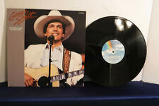 George Strait, If You Ain't Lovin' You Ain't Livin', MCA Records MCA 42114, 1988