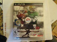 NCAA Football 13  (Sony Playstation 3, 2012)