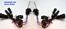 Hb4 9006 8000k 35w Hid Xenon Repuesto 2 Bombilla faros cabeza lámparas de luz azul