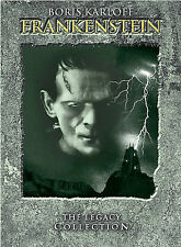Frankenstein: The Legacy Collection (DVD, 2004, 2-Disc Set) new in box, sealed