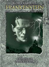 Frankenstein Legacy Collection DVD Universal Monsters Boris Karloff