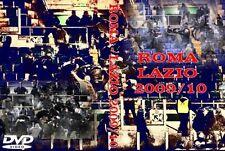 DVD ROMA-LAZIO 2009/2010  (IRR,SCONTRI,TEVERE,CURVA SUD,ASR,1927,AS ROMA,NORD)