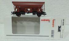 Marklin 46315 -03 NS Nederlandse stortwagen kortkoppel beladen echte steenkool