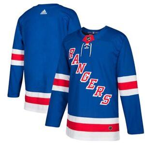 Men's New York Rangers Adidas Royal Home Alternate Authentic NHL Hockey Jersey