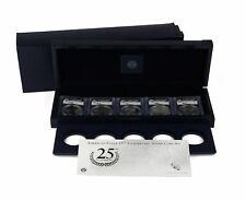 2011 25th Anniversary Silver Eagle Set PCGS MS/PR-70 Mercanti Signature OGP