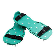30x 13cm Spikes Pair Lawn Garden Grass Aerator Aerating Sandals Shoes Scarif Fh