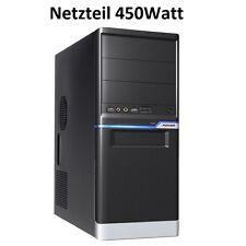 PC Tower Gehäuse LC3261-23 Full ATX mit Netzteil 450Watt  ATX 12V -  NEU TOPP