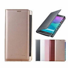 Unbranded/Generic Leather Mobile Phone Cases, Covers & Skins for Samsung Galaxy Note Edge