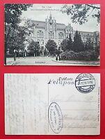 AK BERLIN Zehlendorf 1914 Am Urban Vereinslazarett vom Roten Kreuz   ( 18835