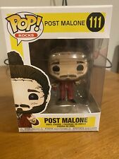 Post Malone Funko Pop! - Rocks 111 Vinyl Figure