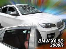 BMW X6 E71 2007 -  Wind deflectors 4.pc  HEKO  11142