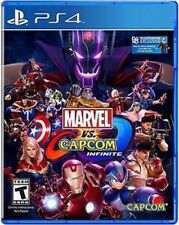 PS4 -- Marvel vs. Capcom Infinite -- NUOVO