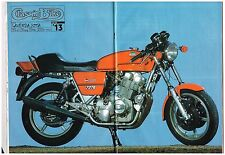 Laverda Jota 180 1000 13 page feature article test buyer's guide CB June 2005