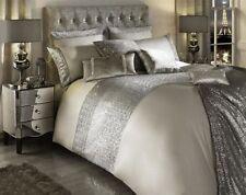 Linge de lit et ensembles beige, en 100% coton, 200 cm x 200 cm