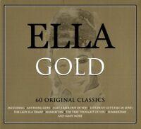 ELLA FITZGERALD - GOLD 3 CD NEW!