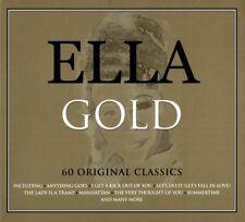 ELLA FITZGERALD - GOLD 3 CD NEUF
