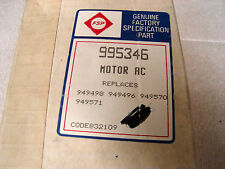 NEW OEM Motor for Whirlpool  995346, 949498, 949496, 949570, 949571 New in Box