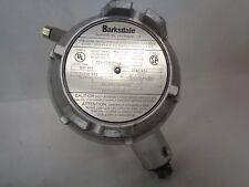 BARKSDALE D1X-A150SS-UL EXPLOSION PROOF DIAPHRAGM PRESSURE SWITCH