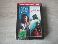 2 DVD Musikfilm Sammlung Flashdance + Footloose NEU OVP