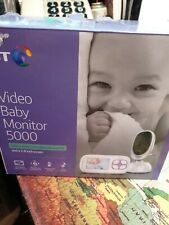 BT Video Baby Monitor 5000 BRAND NEW BOXED