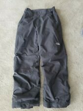The North Face DryVent Snow Ski Snowboard Pants Boy's Size XL 18/20 Gray Nylon