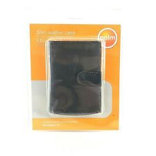 Palm One Tungsten T5 Series Slim Leather Case PDA 2005 New