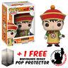 FUNKO POP DRAGON BALL Z GOHAN VINYL FIGURE + FREE POP PROTECTOR