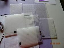 7 assorted embossing folders
