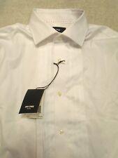 Jack Spade Bradley Front Pleat Fine Cotton Tuxedo Shirt 15.5 x 32/33 NWT $168