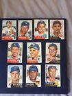 1953 Topps Baseball Cards 94