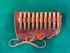 Custom Leather Cartridge Cuff, 30-30, Winchester Model 94