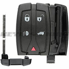 Remote Key Fob Shell Pad Case Only for 2008-2012 Land Rover LR2 NT8-TX9
