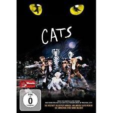 CATS-MUSICAL - DVD NEUWARE ELAINE PAIGE,SIR JOHN MILLS,JOHN MILLS