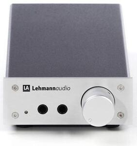 Lehmann Audio Linear High End Kopfhörerverstärker silber