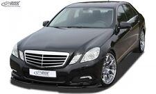Lip spoiler,Bumper, Extension, Splitter,Front Spoiler MERCEDES E-class W212 2009