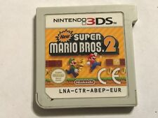 NINTENDO 2DS N2DS 3DS N3DS GAME CARTRIDGE ONLY NEW SUPER MARIO BROS. 2 / II