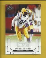 Danielle Hunter RC 2015 Leaf Draft Rookie Card # 15 Minnesota Vikings Football