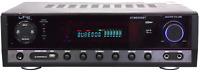 HI-FI STEREO VERSTÄRKER LTC ATM6500BT mit Bluetooth und Karaoke, Fernbedienung