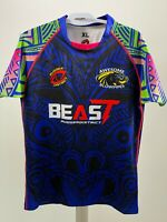 BEAST RUGGER DISTRICT CUSTOM RUGBY JERSEY XL