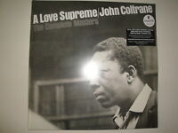 John Coltrane: A Love Supreme- The Complete Masters Vinyl 3 LP + Booklet