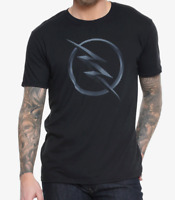DC Comics THE FLASH ZOOM LOGO T-Shirt NEW Licensed & Official