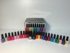 CND  Shellac Rainbow Kit -Base Coat /Xpress Top and  24 Colors